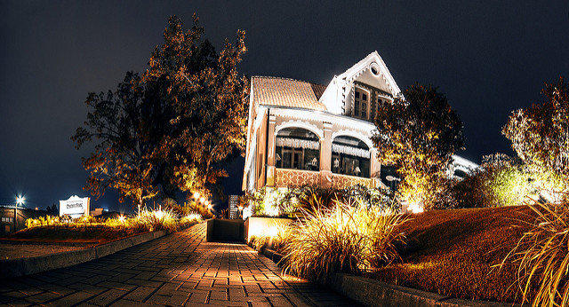 For the Love of Landscaping: Light it Up!